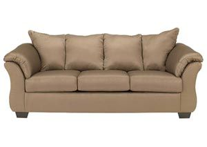 RED HOT DEAL ALERT: Darcy Mocha Sofa,Signature Design by Ashley