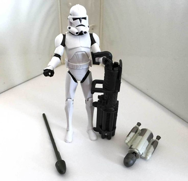 CLONE TROOPER • C9 • STAR WARS VINTAGE COLLECTION #Hasbro
