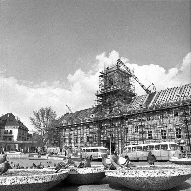 Co wiesz o odbudowie Warszawy? [QUIZ]