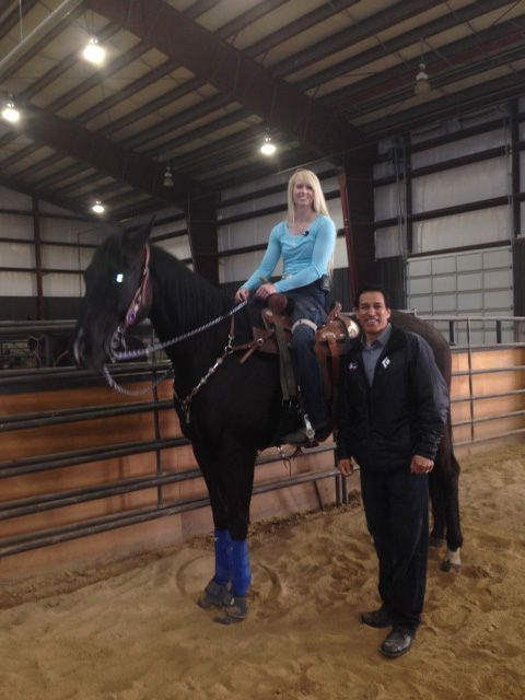 Amberley Snyder: Miracle Rodeo Rider - http://wp.me/p3EufV-seX
