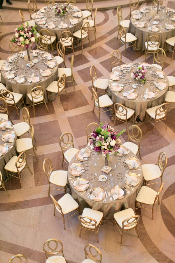 City Hall reception: http://www.stylemepretty.com/california-weddings/san-francisco/2015/09/09/classically-elegant-san-francisco-city-hall-wedding/ | Photography: Josh Gruetzmacher - http://www.joshgruetzmacher.com/