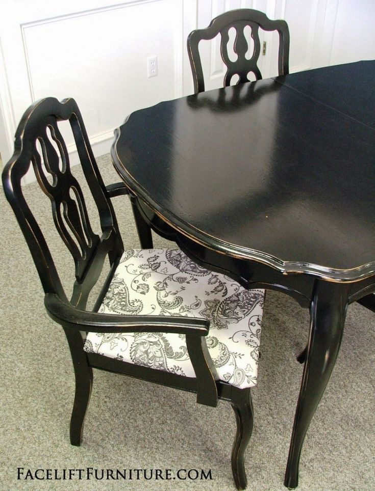 84 best Refinished Living & Dining Room Furniture ~ Painted ...