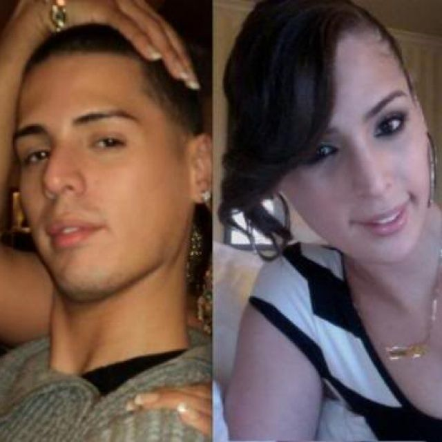 Carmen Carrera Before And After Left Is Before She Began -1653