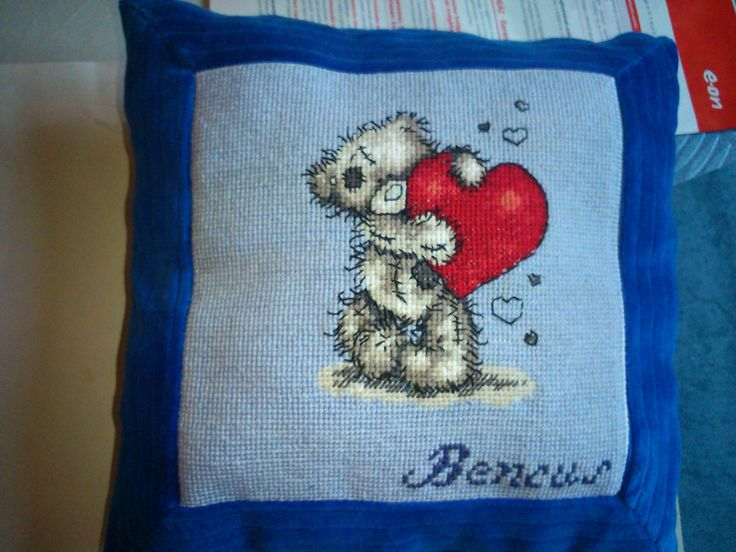 pillow for my love Tatty Teddy