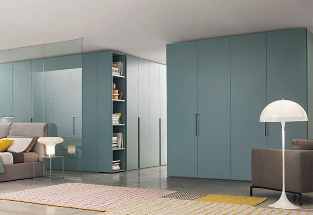 Modern Wardrobes, Made in Italy design | Novamobili