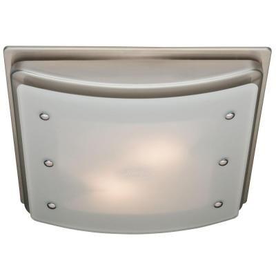 Hunter Ellipse Decorative 100 Cfm Ceiling Exhaust Fan With