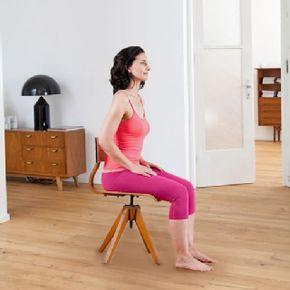 Sieben Übungen, die das Knie stärken | Apotheken Umschau