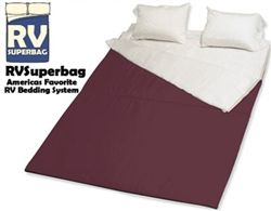 With The Rv Superbag Standard King Sleep System Making Up
