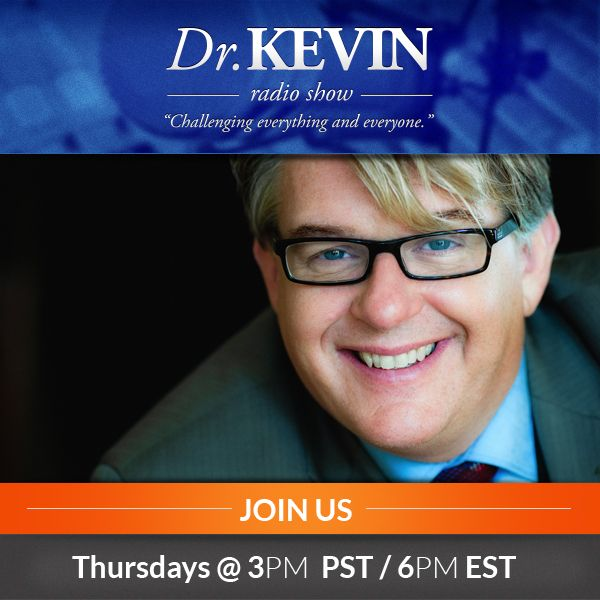 In the line up today is Dr. Kevin #Live at 6 pm EST. #staytuned and #challengeeverything with Dr. Kevin Radio Network!