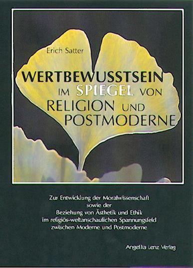 Wertbewusstsein im Spiegel von Religion und Postmoderne - Coverbild