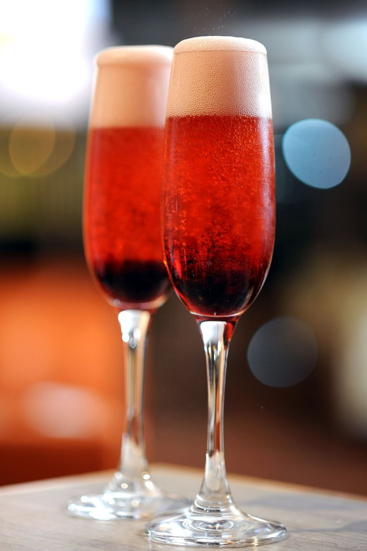Break out the bubbly. Delicious champagne cocktails courtesy of Grand Hyatt Singapore are sure to get the party started.