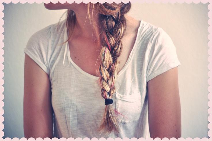 Emily Salomon   My Little Pony Braid