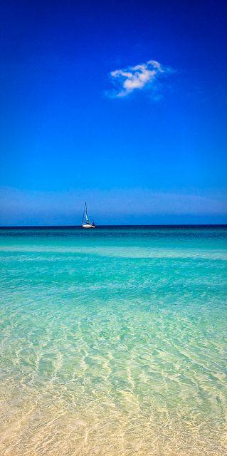 Bradenton Beach, Florida.