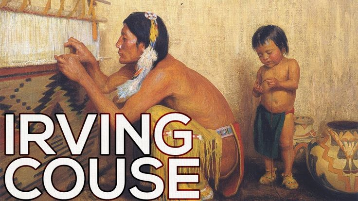 E. Irving Couse : A collection of 67 paintings (HD)
