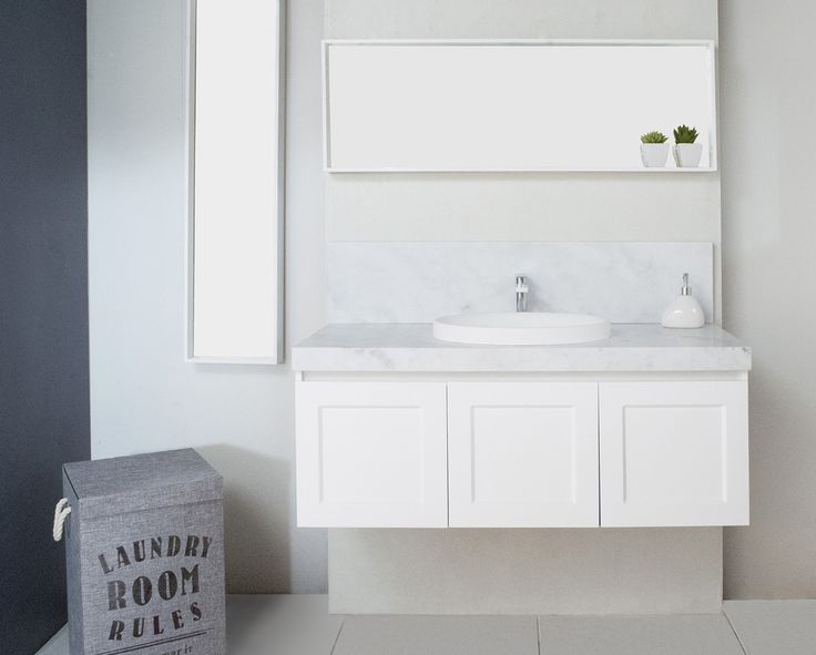 London - Architectural Designer Products. Love this vanity