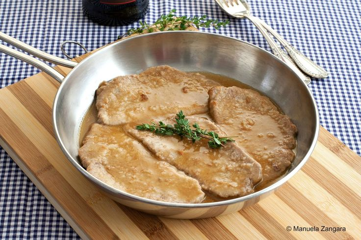 A 30-minute Veal Marsala recipe for an easy weeknight meal. An authentic Italian dish prepared with a few simple ingredients and that can be serve with a crusty bread to soak up all the delicious sauce.