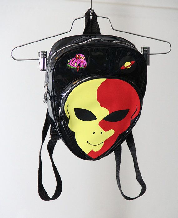 Alien backpack, $148   The 16 Most Expensive Pieces Of Vintage Lisa Frank Merchandise Out There