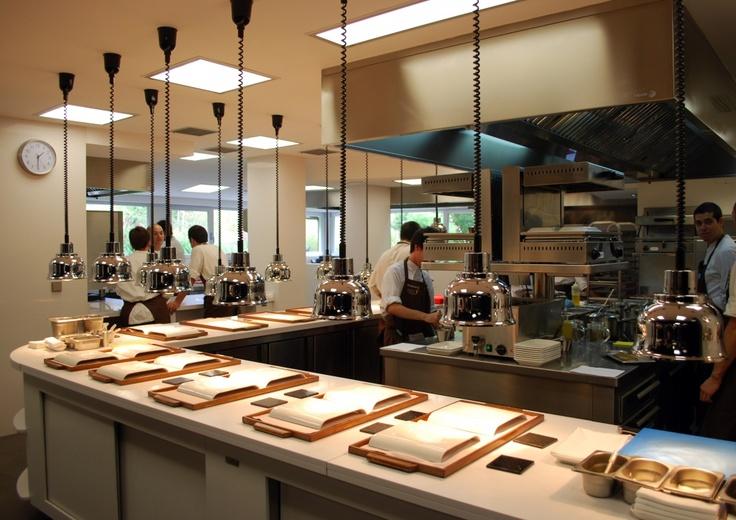 Kitchen at Mugaritz