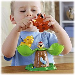 Little People Disney Simba & Pumbaa - Fisher-Price Online Toy Store @Danielle Ward !!!!