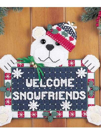 Welcome Snowfriends