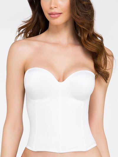 180ae129de8 Should You Wear Bridal Shapewear  Here Are the Essentials