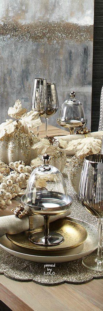 Thanksgiving Tablescape | LOLO❤︎