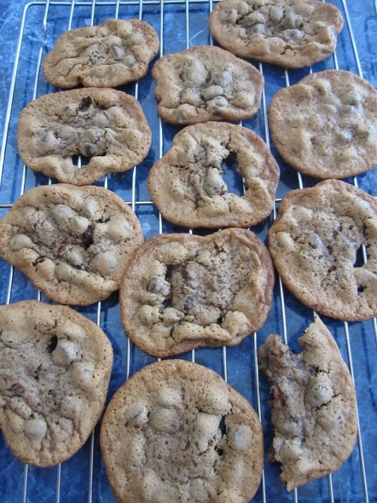 Malted Milk Chocolate Chip Cookies | Recipes | Pinterest