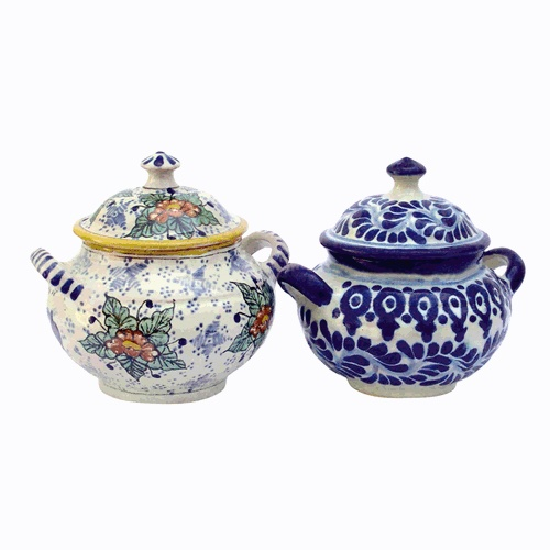 Talavera Sugar Bowls, because we all need some sweetness in life!
