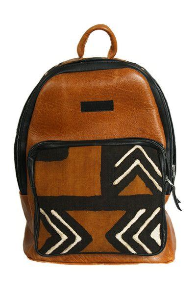 Urban Mosadi Mud Cloth Backpack