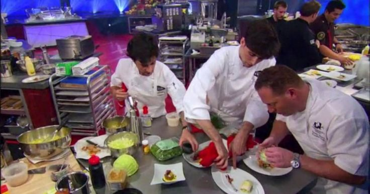 The best cooking competition shows, hosted by some of television's most entertaining celebrity chefs, have become one of the must-watch genres on television. Some of the best shows on television right now take place in a kitchen, and the best cooking shows on TV are the reason.