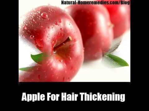 Top Homemade Hair Thickening Remedies