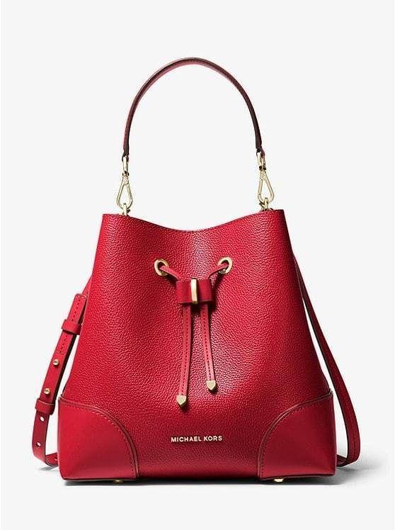 MICHAEL KORS Mercer Gallery Shoulder Bag in 2020 | Leather