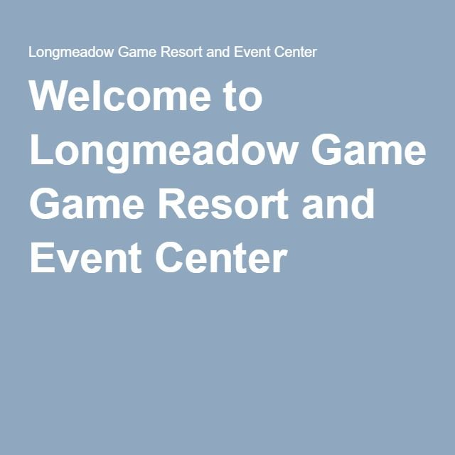 Welcome to Longmeadow Game Resort and Event Center  #wedding #venue ##bride #groom #breathtaking #unique #colorado #mountains #planner #beautiful #ideas #budget #lace #bling #glamour #stunning #bridesmaids #weddingparty #special #dress #favors #gifts My Big Day Events, Colorado Weddings, Parties, Showers, Corporate Events & More! Loveland, Fort Collins, Windsor, Cheyenne, Mountains and More Areas.   http://www.mybigdaycompany.com/  http://www.mybigdaycompany.com/weddings.html