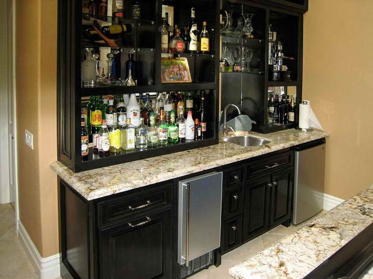 Home Wet Bar Cabinets Modern Wet Bar Cabinets With Ornament For The Home Pinterest Wet