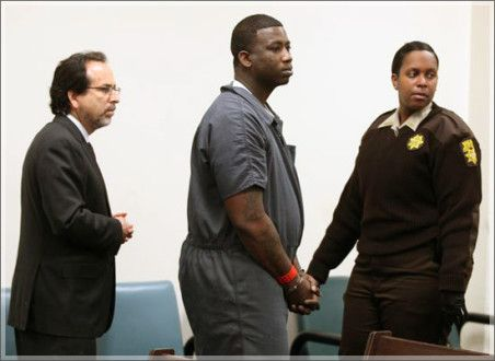 Gucci Mane Denied Bond (Photos)- http://getmybuzzup.com/wp-content/uploads/2013/03/gucci-mane_550x401-452x330.jpg- http://getmybuzzup.com/gucci-mane-denied-bond/-  Gucci Mane Denied Bond Rapper Gucci Mane turned himself in to the Fulton County Sheriff's Office Tuesday night, after he learned there was a warrant out for his arrest. Gucci, whose real name is Radric Davis, 33, is accused of hitting a soldier over the head with a champagne bottle during a...