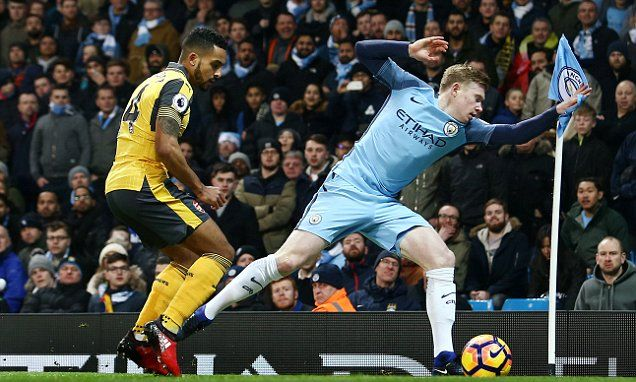 Manchester City 2-1 Arsenal - PLAYER RATINGS