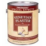 Venetian Plaster Treatment for Painting Walls in Tuscan Style
