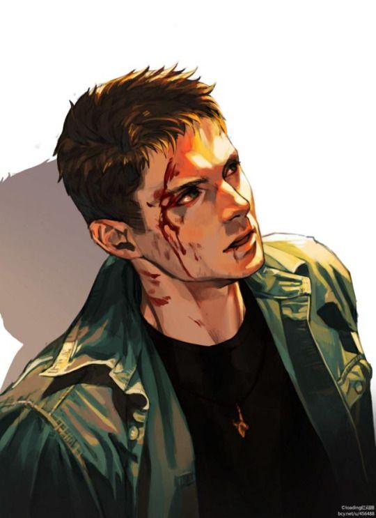 sigun-i-loki: Pretty sure this is Dean Winchester