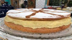 Torta inglesa de coco