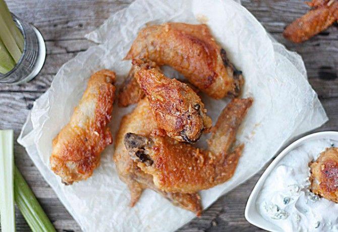 22 fűszeres és ropogós csirkeszárny
