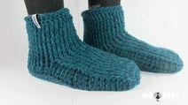 Socken & Gammlos häkeln - MONK Wolle & Beanies - kostenlose Häkelanleitungen