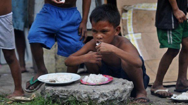 More Filipinos went hungry in last quarter of 2016 More Filipinos experienced hunger in the last quarter of 2016 according to a latest survey by Social Weather Stations (SWS).