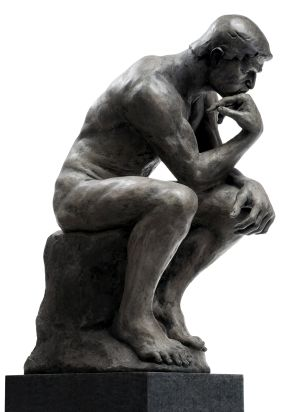 Thinking man, what are you thinking about? If you had to choose between justice or care ethics, which would it be?