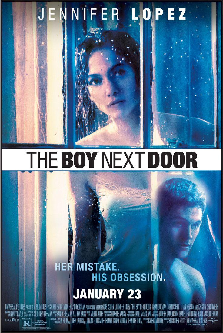 'The Boy Next Door' starring Jennifer Lopez ( released 01/23/15)