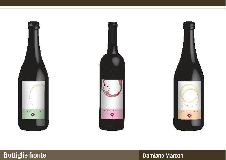 Studente Damiano Marcon (Etichette applicazione)
