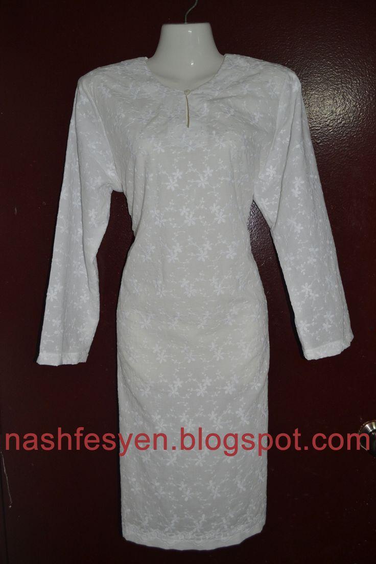 Nash Fesyen: Baju Mini Kurung Moden