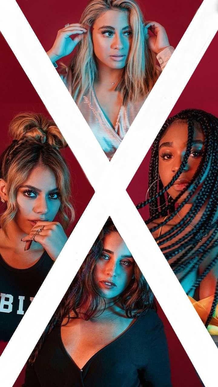 Fifth Harmony wallpaper. @myrandomfanarts1 on ig
