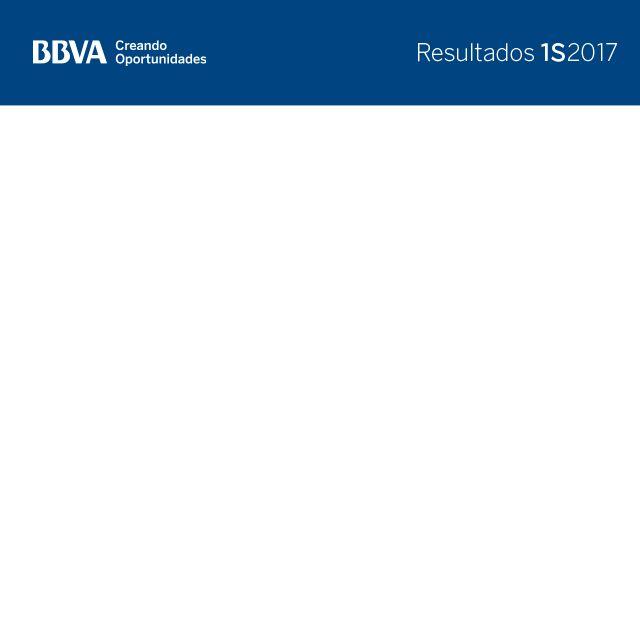 Resultados BBVA 2T17 - Resultado atribuido