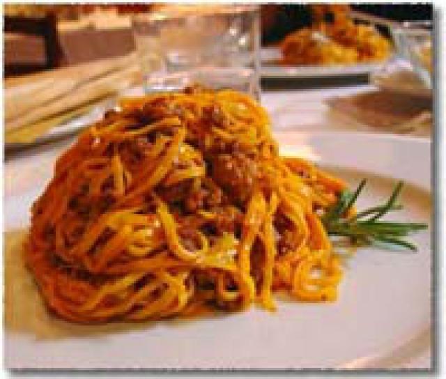 Bolognese Sauce, Sugo Alla Bolognese: Tagliatelle al Sugo