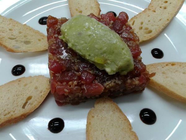 tuna tartare appetizer tuna tartare noir tuna tartare rolls and tuna ...